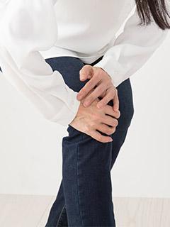 膝の痛み整体
