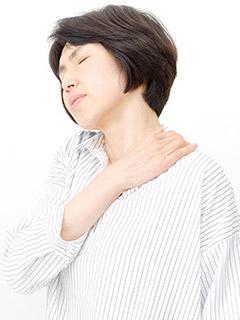 首の痛み整体